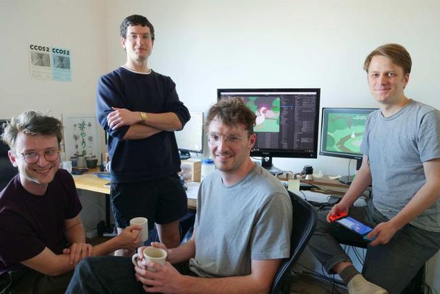 Game tiềm năng 'thế chỗ' Among Us: Do 4 kẻ 'nghiện' game tạo ra, bán hơn 1 triệu bản chỉ sau 3 tháng ra mắt - Ảnh 2.