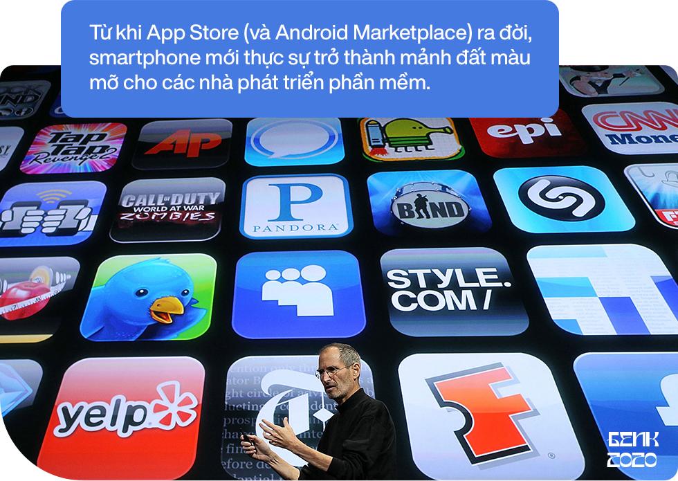 Những kẻ chống lại Apple/Google cần nhớ lại thời kỳ Symbian: Thảm họa khi Nokia, Sony Ericsson và Motorola cùng bắt tay làm chủ thị trường ứng dụng smartphone - Ảnh 7.