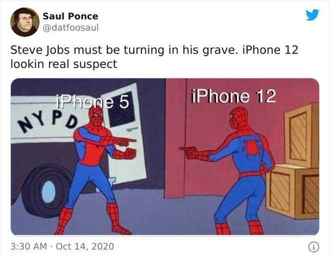 Loạt ảnh chế khó đỡ về iPhone 12 - Ảnh 6.