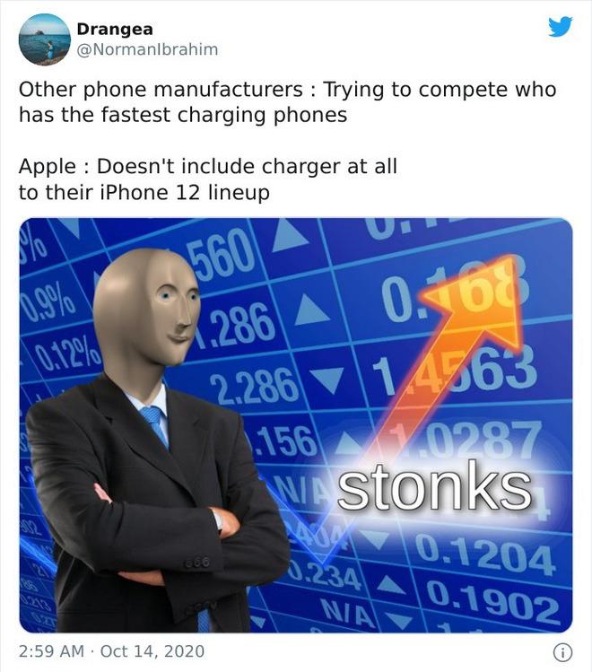 Loạt ảnh chế khó đỡ về iPhone 12 - Ảnh 9.
