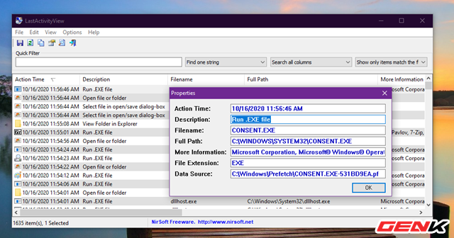 Dễ dàng biết ngay ứng dụng và thư mục nào bị người lạ lục lọi trên Windows 10 - Ảnh 8.