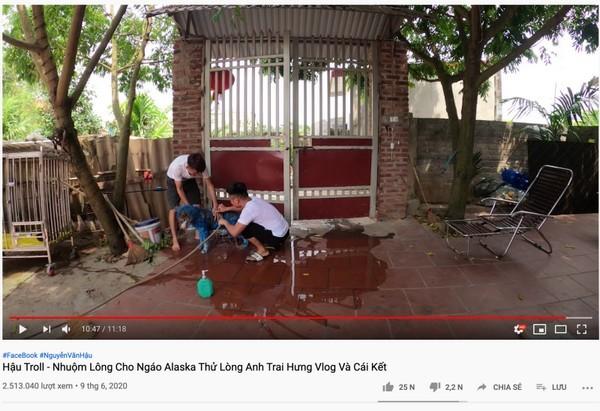 Sau Hưng Vlog, nhiều YouTuber vội vàng xóa video nhảm nhí, xấu độc - Ảnh 1.
