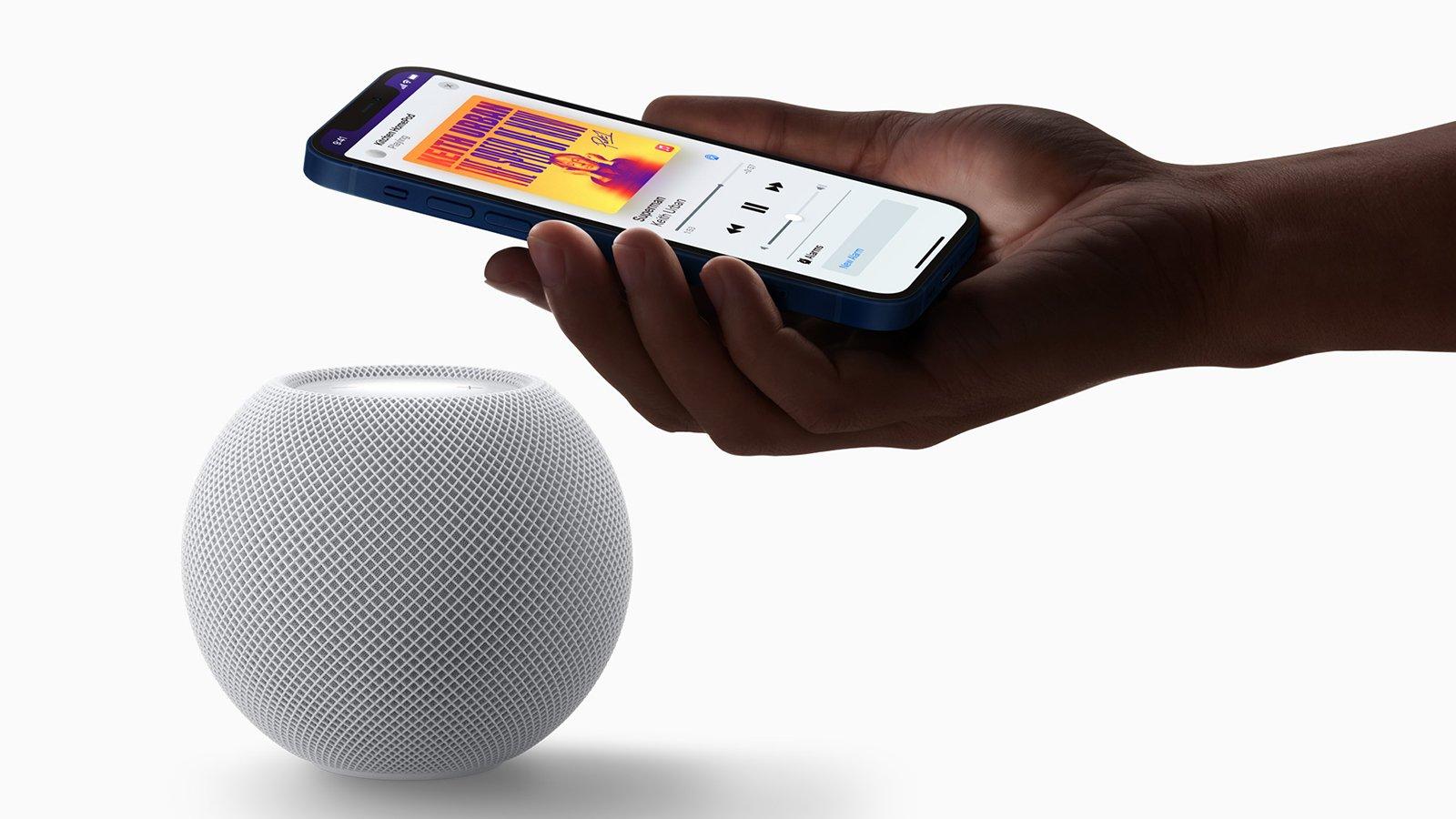 Apple HomePod Mini hỗ trợ giao thức mới có thể thay đổi tương lai của Smart Home - Ảnh 2.