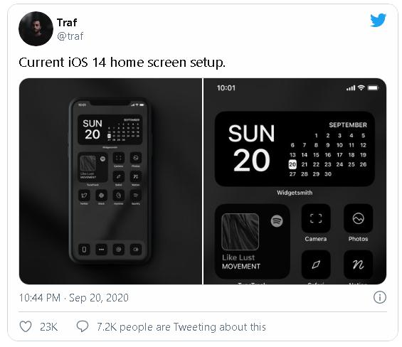 Một designer đã kiếm được 100.000 USD chỉ trong 6 ngày, bằng cách bán các icon tùy chỉnh trên iOS 14 - Ảnh 2.