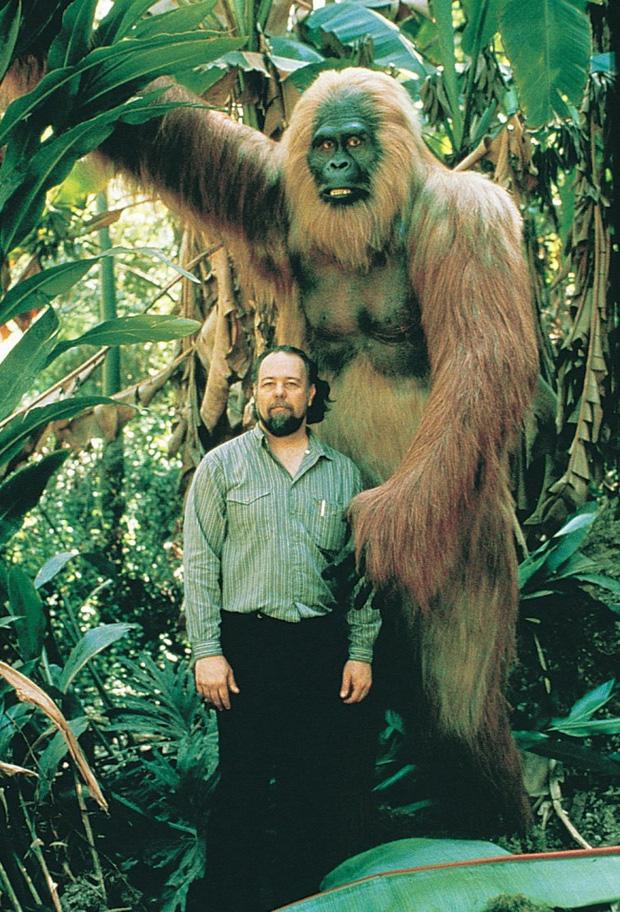 Choáng ngợp trước loạt ảnh những sinh vật khổng lồ nhất từng xuất hiện trên Trái đất khiến con người tự thấy mình chỉ là giống loài tí hon - Ảnh 12.