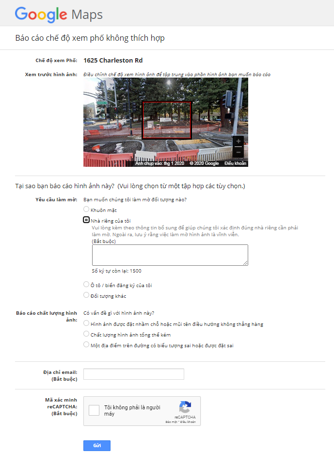 Tại sao nên che mờ nhà riêng trên Google Maps? Đây là lý do tại sao và cách thức thực hiện - Ảnh 5.