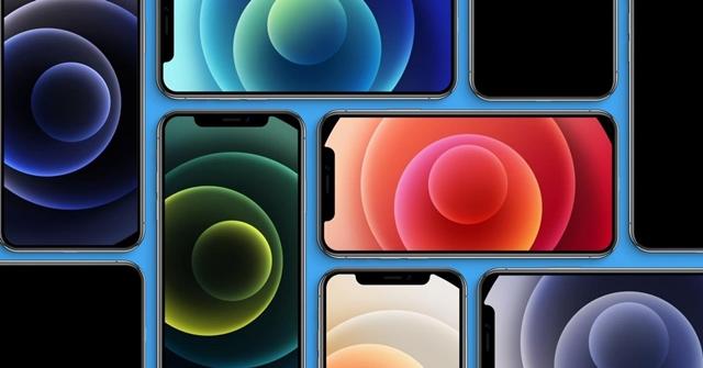 Mời tải về bộ ảnh nền độc quyền của iPhone 12 vừa ra mắt - Ảnh 1.