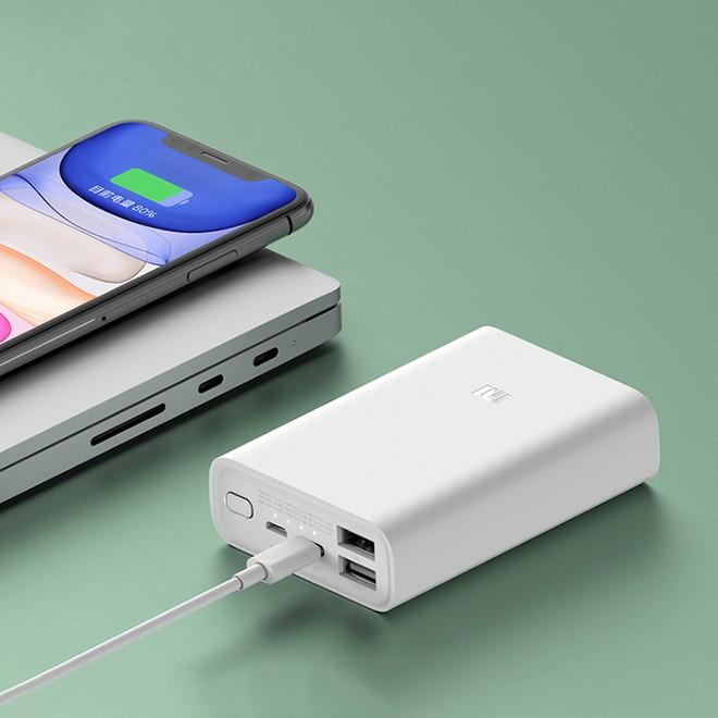 Xiaomi ra mắt sạc dự phòng bỏ túi: 10.000mAh, sạc nhanh 22.5W, USB-C, giá 350.000 đồng - Ảnh 3.