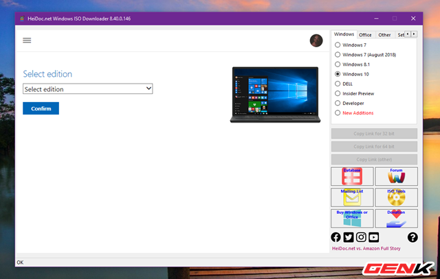 Cách tải và tạo bộ cài đặt Windows 10 October 2020 Update 20H2 bằng USB - Ảnh 4.