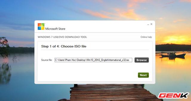 Cách tải và tạo bộ cài đặt Windows 10 October 2020 Update 20H2 bằng USB - Ảnh 9.