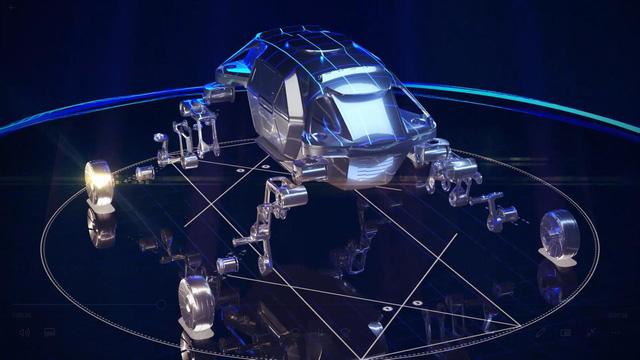 Được truyền cảm hứng từ 'Transformer', Huyndai chế xe ô tô biết biến hình thành cỗ máy đi bộ - Ảnh 4.