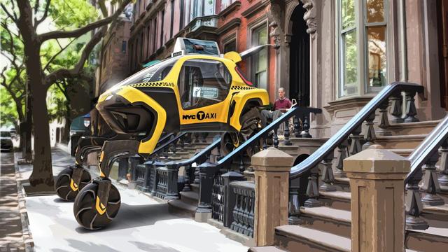 Được truyền cảm hứng từ 'Transformer', Huyndai chế xe ô tô biết biến hình thành cỗ máy đi bộ - Ảnh 2.