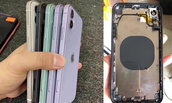 Rộ lên trào lưu hô biến iPhone cũ thành iPhone 12 ở Trung Quốc - Ảnh 1.