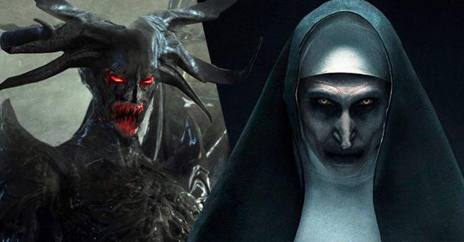 Before The Nun: Nhân vật phản diện ban đầu của The Conjuring 2 cuối cùng cũng được tiết lộ - Ảnh 1.