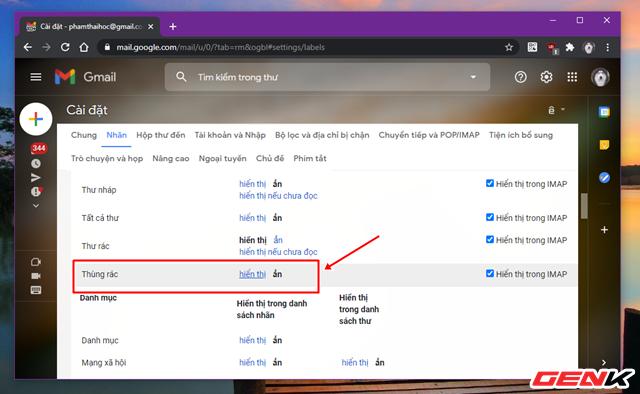 Có thể khôi phục lại email đã xóa trong Gmail hay không? Câu trả lời đơn giản đến bất ngờ - Ảnh 3.