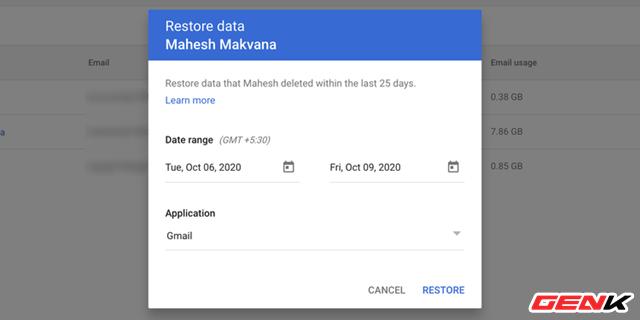 Có thể khôi phục lại email đã xóa trong Gmail hay không? Câu trả lời đơn giản đến bất ngờ - Ảnh 8.