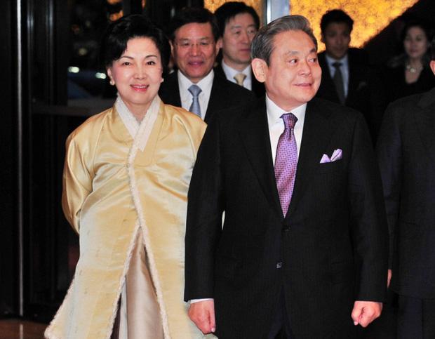 Chuyện đời cố Chủ tịch Lee Kun-hee: Người đàn ông huyền thoại đã biến Samsung trở thành một đế chế điện tử hàng đầu thế giới - Ảnh 4.
