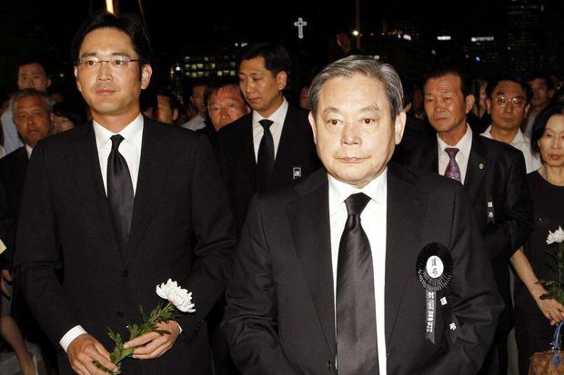Gánh nặng 358 tỷ USD trên vai thái tử Samsung sau cái chết của cha - Ảnh 1.