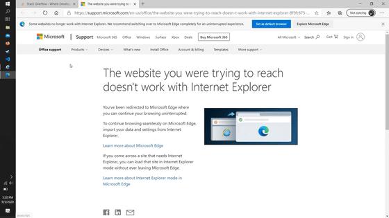 Microsoft vừa đóng cái đinh cuối cùng vào chiếc quan tài chôn sống Internet Explorer - Ảnh 2.