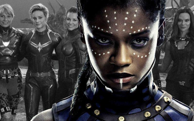 Letitia Wright tiết lộ rằng sẽ có một bộ phim về Avengers dành cho các nữ siêu anh hùng