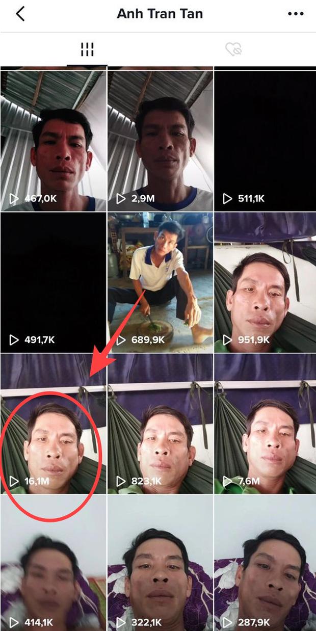 Nằm võng nhìn camera 5 giây có ngay 16 triệu view, TikToker Việt tạo trend gây sốt từ Hàn đến Thái - Ảnh 2.