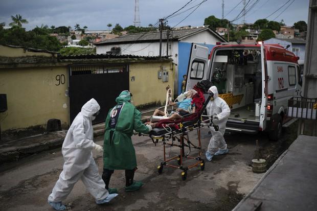 Thảm họa trong một thành phố ở Brazil, nơi COVID-19 không còn vật chủ để lây vì 44 - 66% dân số đều đã nhiễm - Ảnh 4.