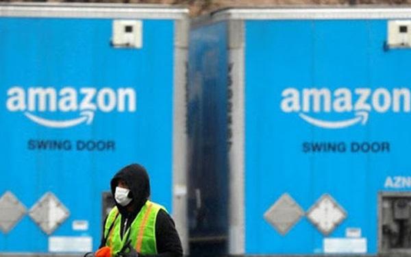 Gần 20.000 công nhân nhiễm Covid-19, Amazon nói thấp hơn dự kiến - Ảnh 1.