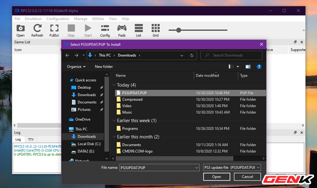 Cách chơi các tựa game PlayStation 3 ngay trên Windows 10 - Ảnh 8.