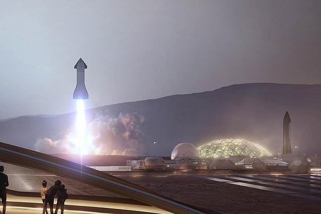 Elon Musk: Thuộc địa trên Sao Hỏa quyết không tuân theo luật Trái Đất, sẽ áp dụng 'các nguyên tắc tự quản' - Ảnh 1.