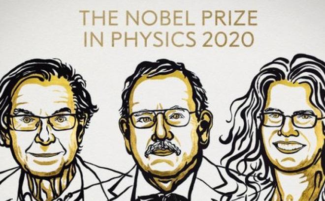 Giải Nobel Vật lý 2020 đã có chủ - Ảnh 1.