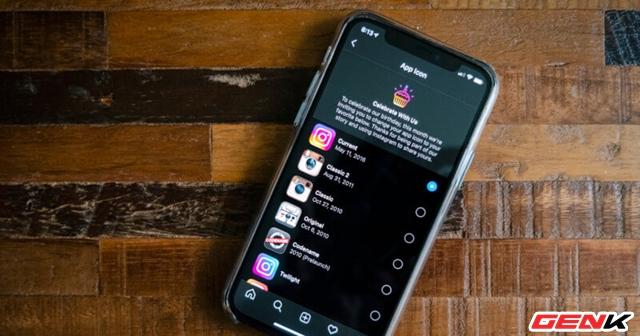 Kỷ niệm sinh nhật 10 năm, Instagram tặng người dùng lựa chọn thay đổi biểu tượng ứng dụng trên Android và iOS - Ảnh 1.