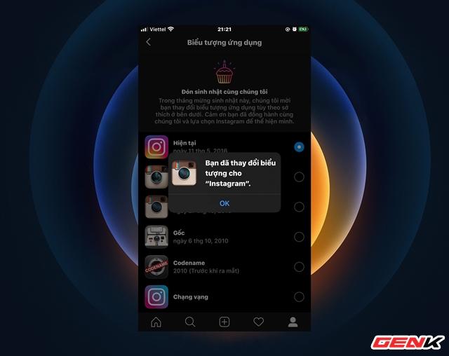 Kỷ niệm sinh nhật 10 năm, Instagram tặng người dùng lựa chọn thay đổi biểu tượng ứng dụng trên Android và iOS - Ảnh 8.