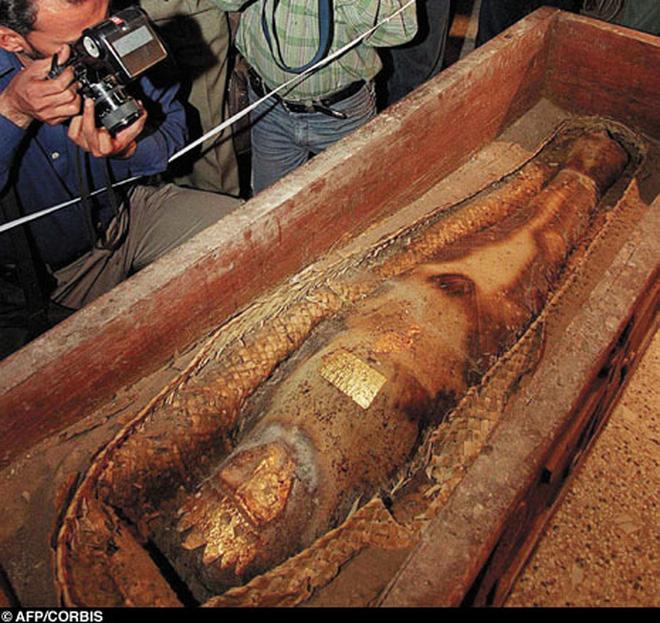 Xác ướp Công chúa Ba Tư: Vụ lừa đảo khảo cổ động trời nhất lịch sử hiện đại, sự thật phía sau thì tàn nhẫn đến khủng khiếp - Ảnh 5.