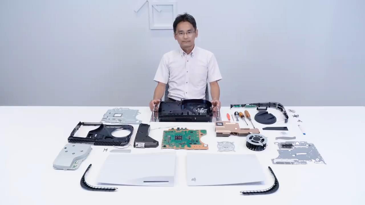 Công nghệ ngầu nhất nhì thị trường: PS5 tản nhiệt bằng kim loại lỏng - Ảnh 1.