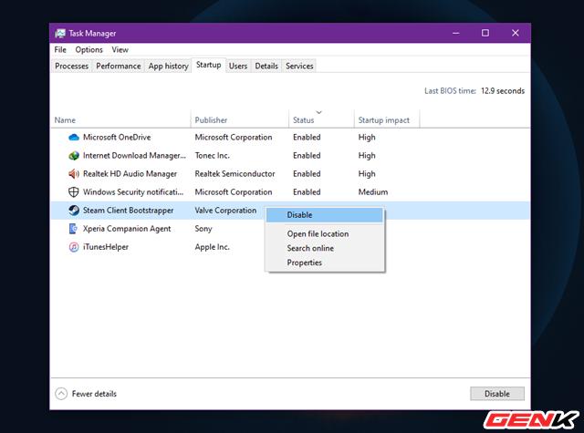 """Danh sách các việc bạn cần làm để cho máy tính Windows của mình chạy """"êm"""" hơn - Ảnh 11."""