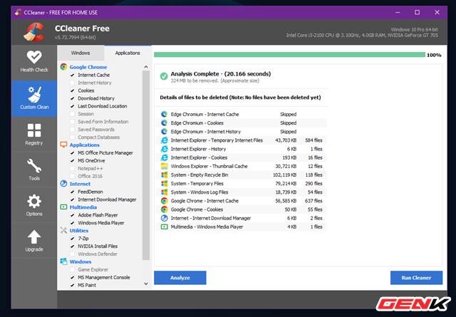 """Danh sách các việc bạn cần làm để cho máy tính Windows của mình chạy """"êm"""" hơn - Ảnh 14."""