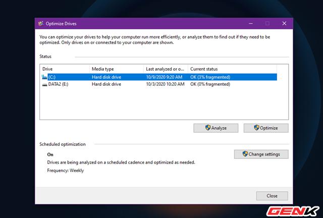 """Danh sách các việc bạn cần làm để cho máy tính Windows của mình chạy """"êm"""" hơn - Ảnh 8."""