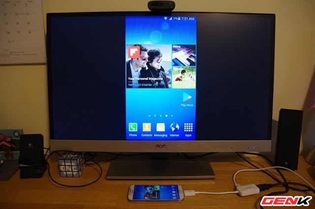 Có bao nhiêu cách để có thể truyền hình ảnh từ điện thoại lên Tivi? - Ảnh 1.