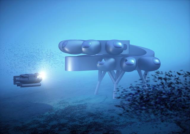 Đại công trình được Forbes ví là ISS dưới biển sâu: Có cổng Mặt Trời hồ Mặt Trăng, nhưng thứ quý nhất lại không nhìn thấy - Ảnh 13.
