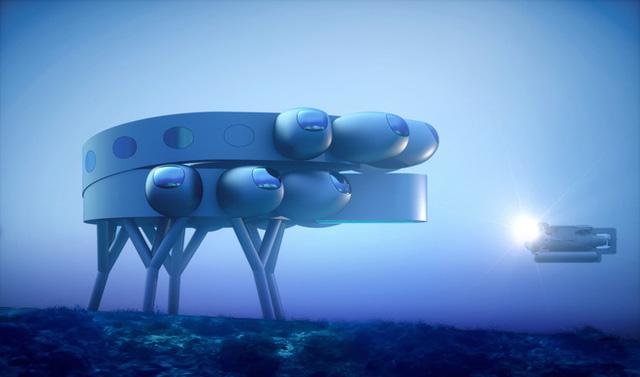 Đại công trình được Forbes ví là ISS dưới biển sâu: Có cổng Mặt Trời hồ Mặt Trăng, nhưng thứ quý nhất lại không nhìn thấy - Ảnh 15.