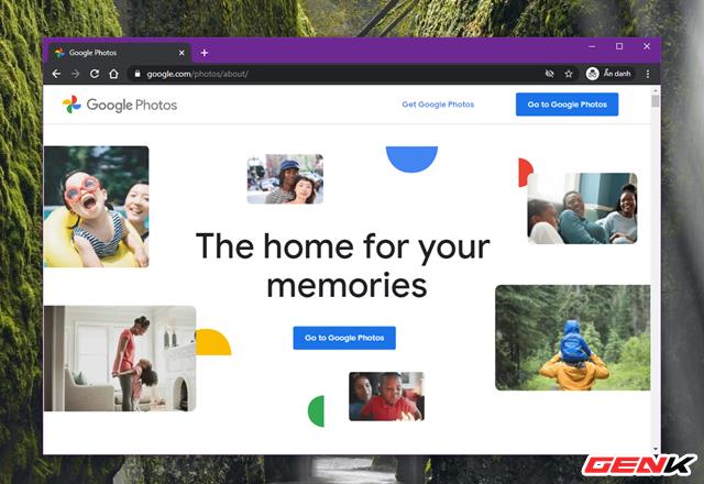 Hướng dẫn bạn cách tải tất cả ảnh lưu trữ từ Google Photos về máy tính - Ảnh 1.