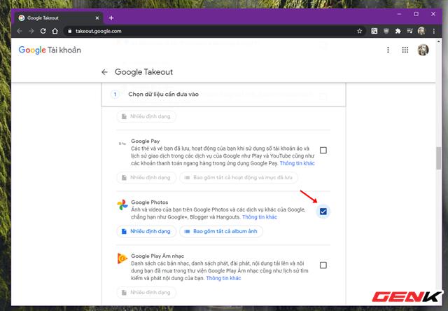 Hướng dẫn bạn cách tải tất cả ảnh lưu trữ từ Google Photos về máy tính - Ảnh 4.