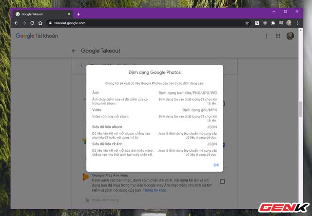 Hướng dẫn bạn cách tải tất cả ảnh lưu trữ từ Google Photos về máy tính - Ảnh 6.