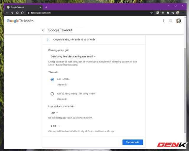 Hướng dẫn bạn cách tải tất cả ảnh lưu trữ từ Google Photos về máy tính - Ảnh 8.
