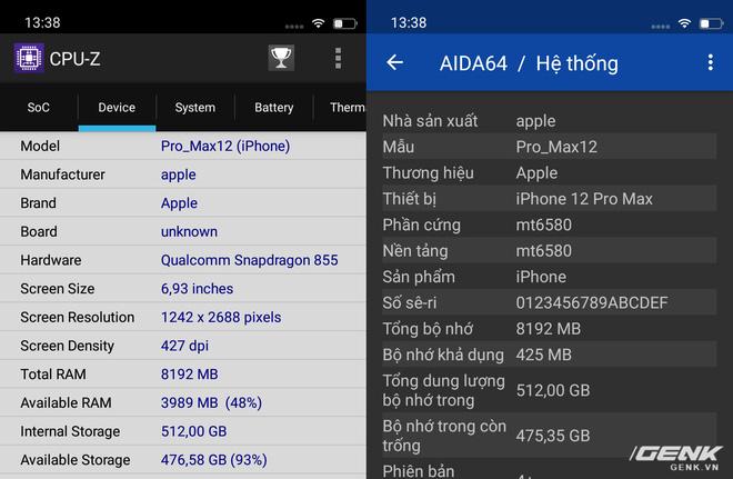 Vừa ra mắt, Huawei Mate 40 Pro đã bị làm nhái bởi chính người Trung Quốc: Snapdragon 865 giá 3.1 triệu đồng - Ảnh 4.
