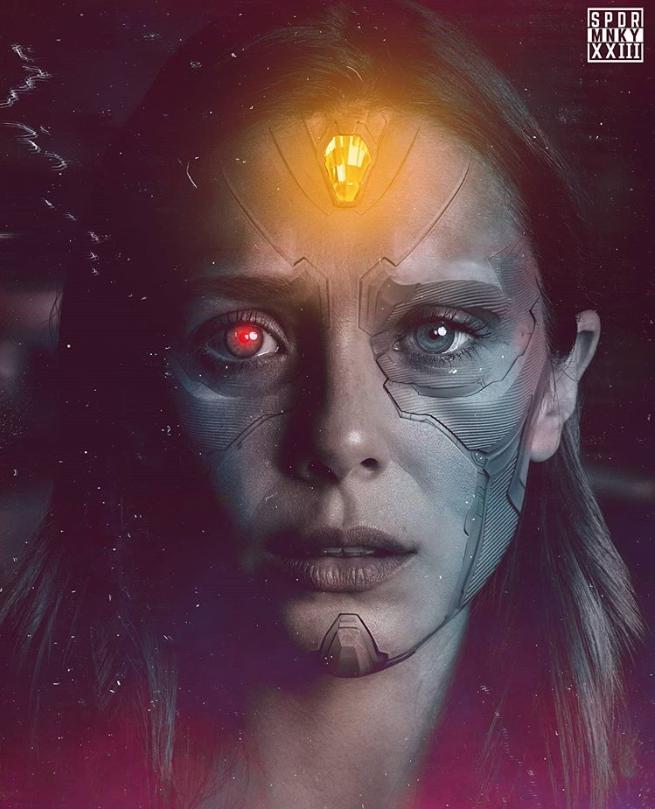 Scarlet Witch sẽ biến thành Vision trong WandaVision? - Ảnh 2.