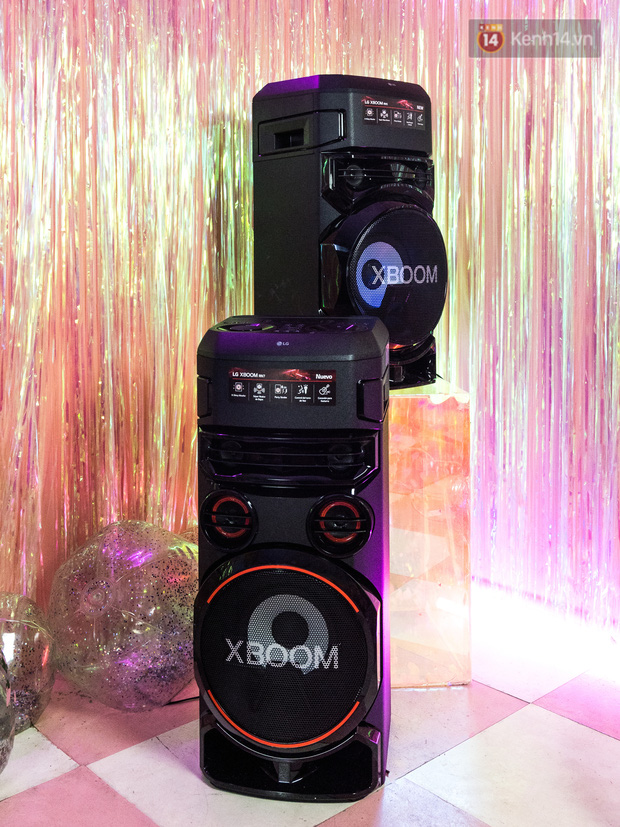 Trải nghiệm loa Bluetooth LG XBOOM RN5/ RN7: Chiếc loa cân hết mọi bữa tiệc, mọi cuộc vui đều thành sàn đấu Rap Việt - Ảnh 3.