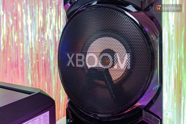 Trải nghiệm loa Bluetooth LG XBOOM RN5/ RN7: Chiếc loa cân hết mọi bữa tiệc, mọi cuộc vui đều thành sàn đấu Rap Việt - Ảnh 4.