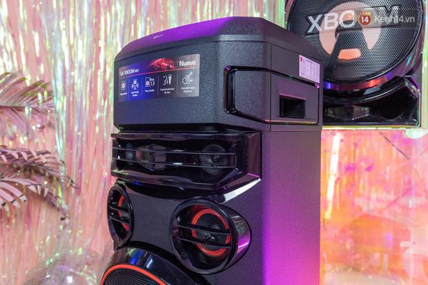 Trải nghiệm loa Bluetooth LG XBOOM RN5/ RN7: Chiếc loa cân hết mọi bữa tiệc, mọi cuộc vui đều thành sàn đấu Rap Việt - Ảnh 5.