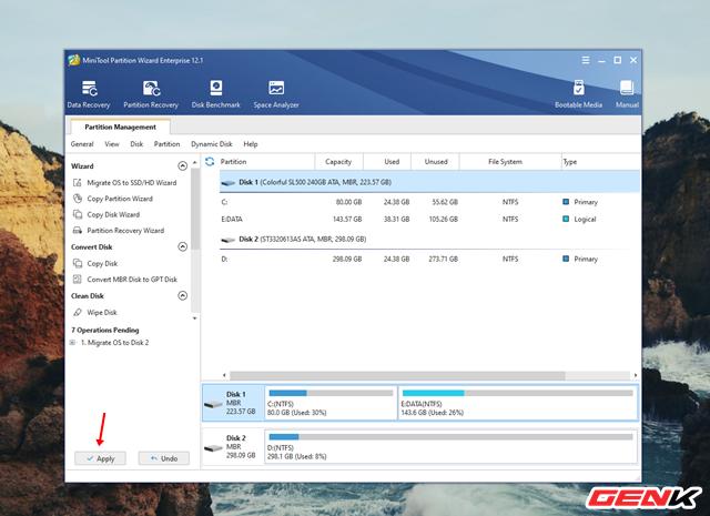 Cách chuyển hệ điều hành Windows từ HDD sang SSD mà không cần cài mới lại - Ảnh 9.